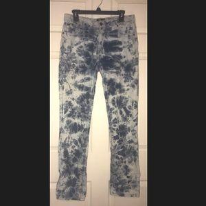 Jeans - Tie Dye Jeans